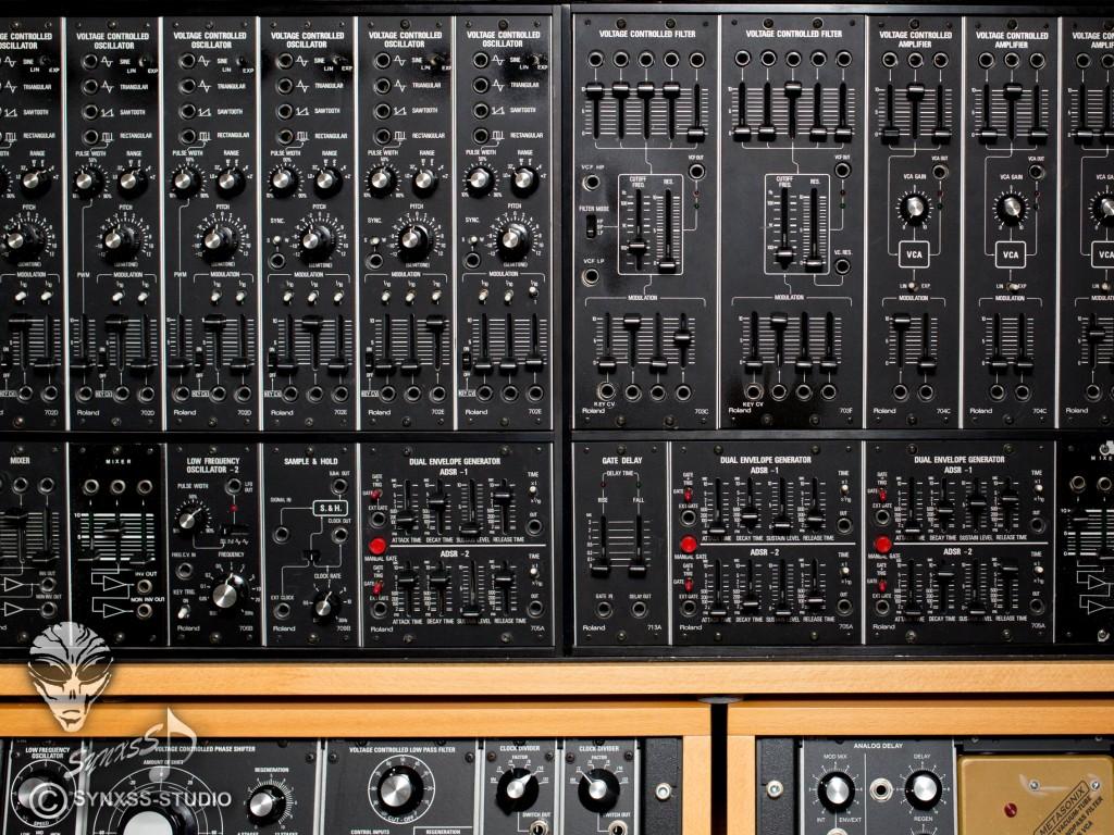 Roland System 700 11