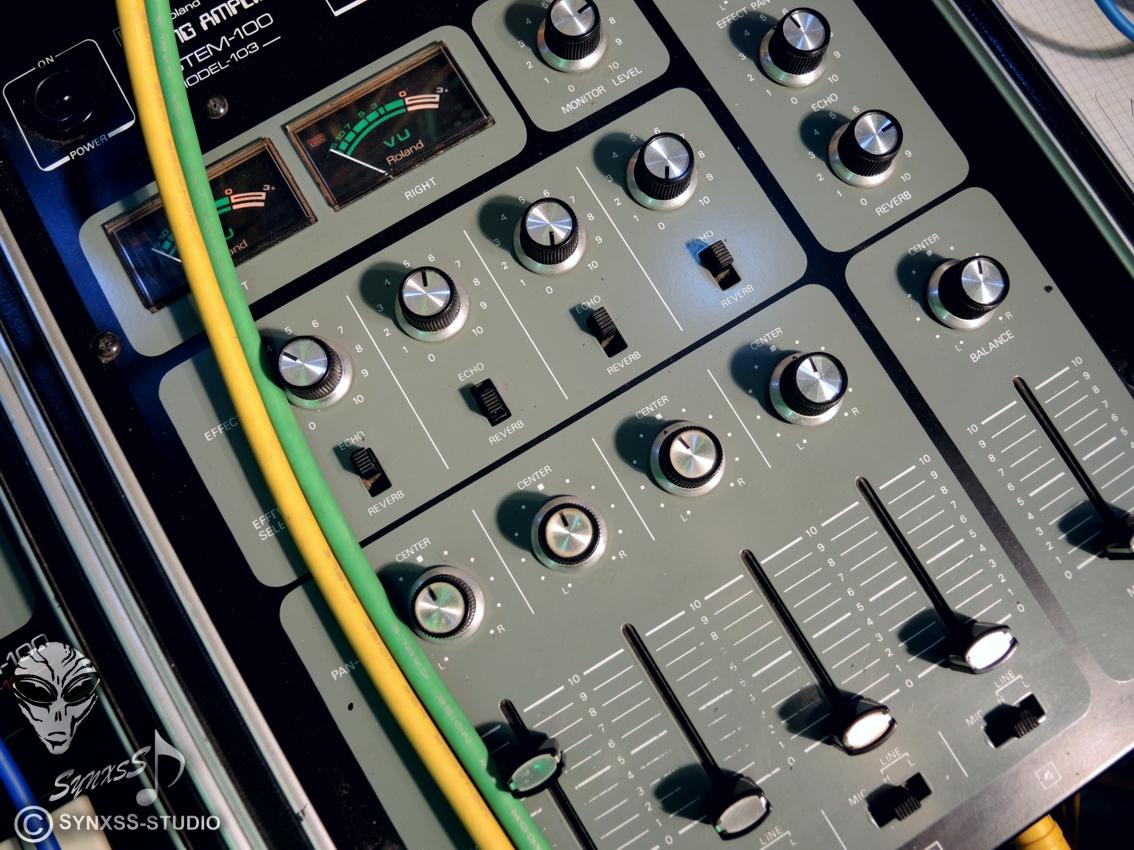 Roland System 100-103