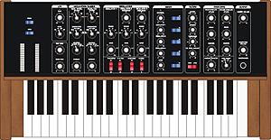 Moog Synthie 300