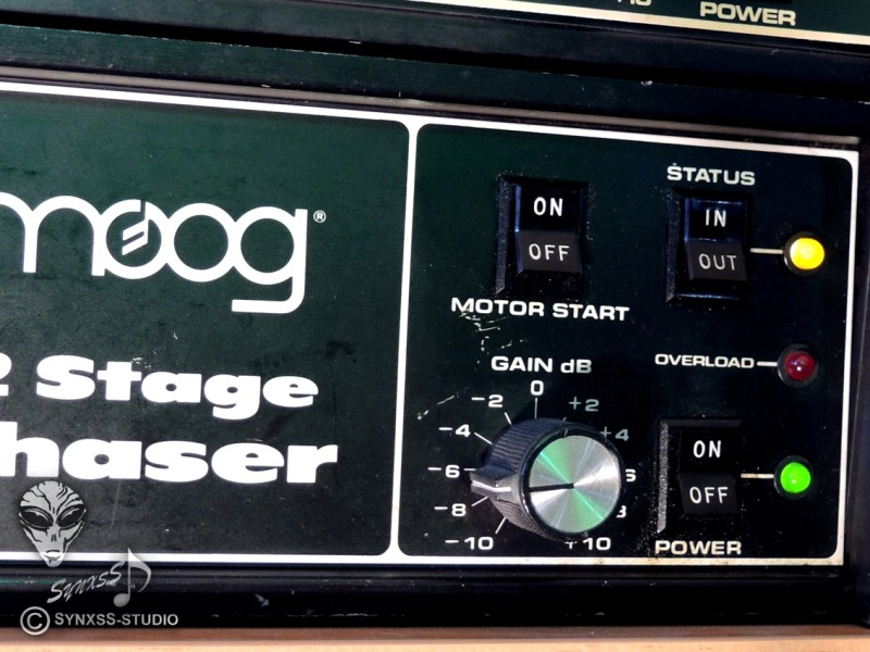 Moog 12-Stage Phaser