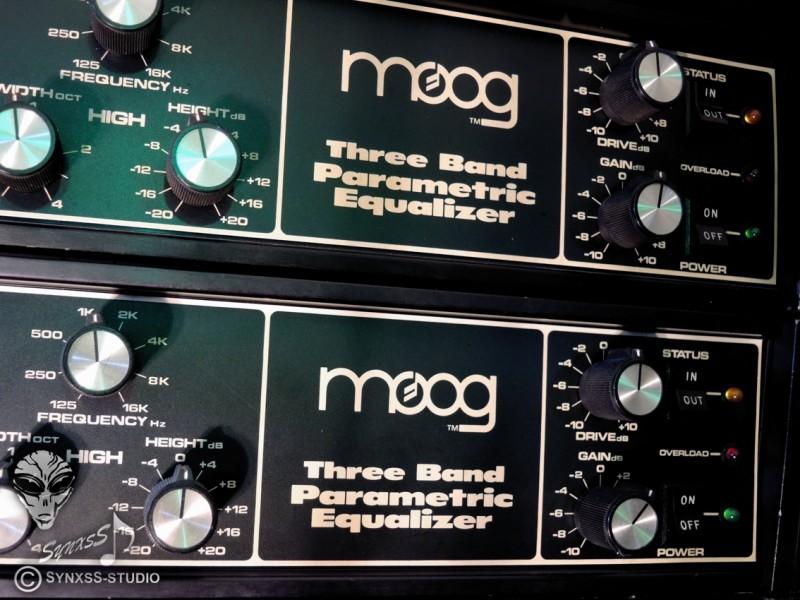 Moog Para EQ