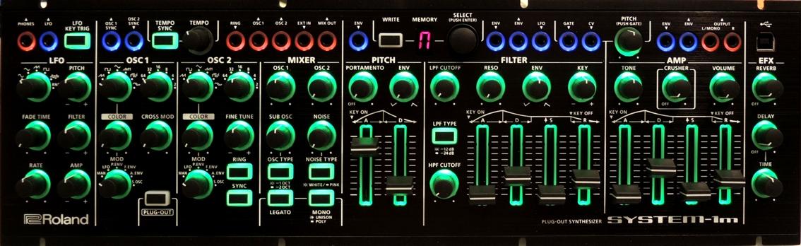 Roland System 1m -02