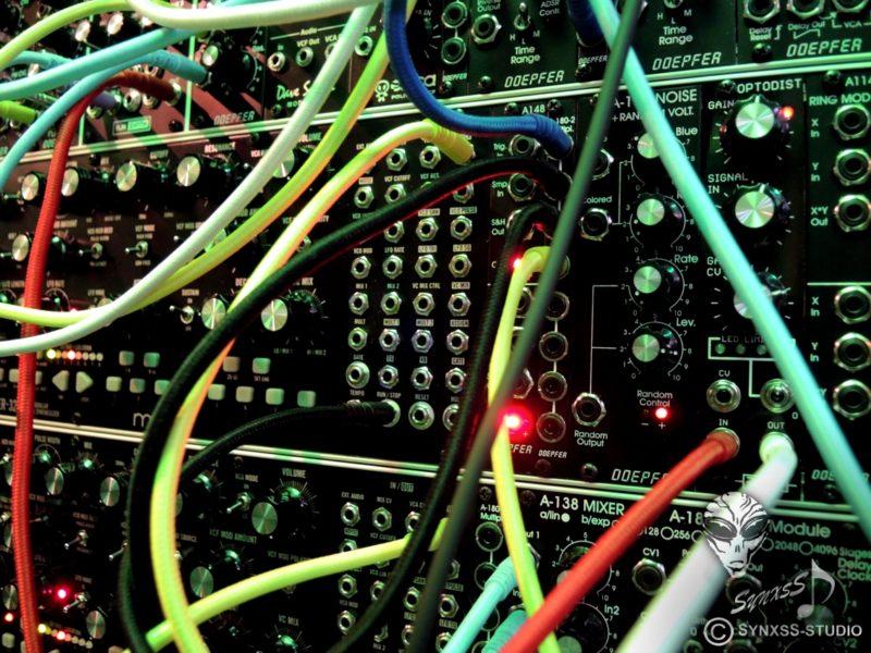 Doepfer Modularsystem Vintage