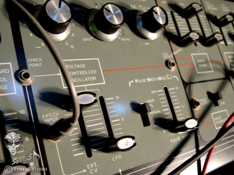 Roland System 100-101