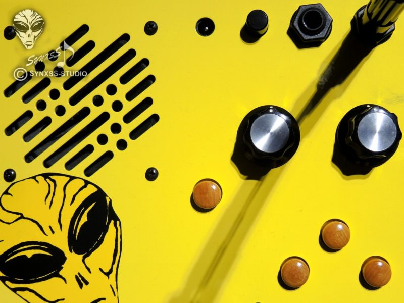 Gritter&Guitari Kaleidoloop 3