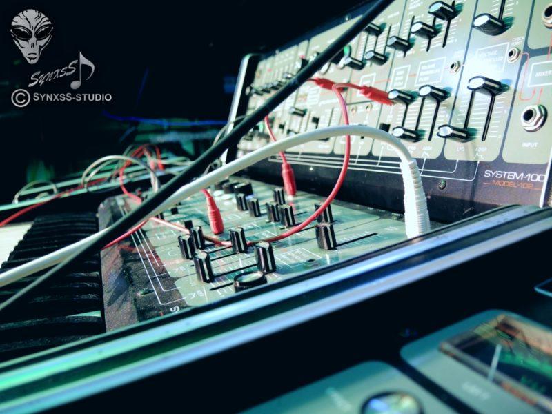 Roland System 100 3